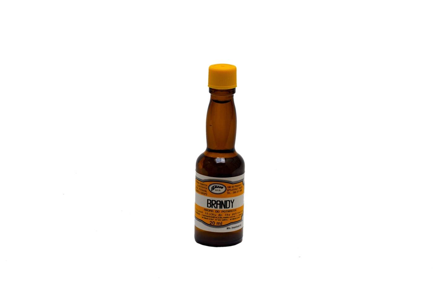 Aroma do potravin 20ml - Brandy - AROCO