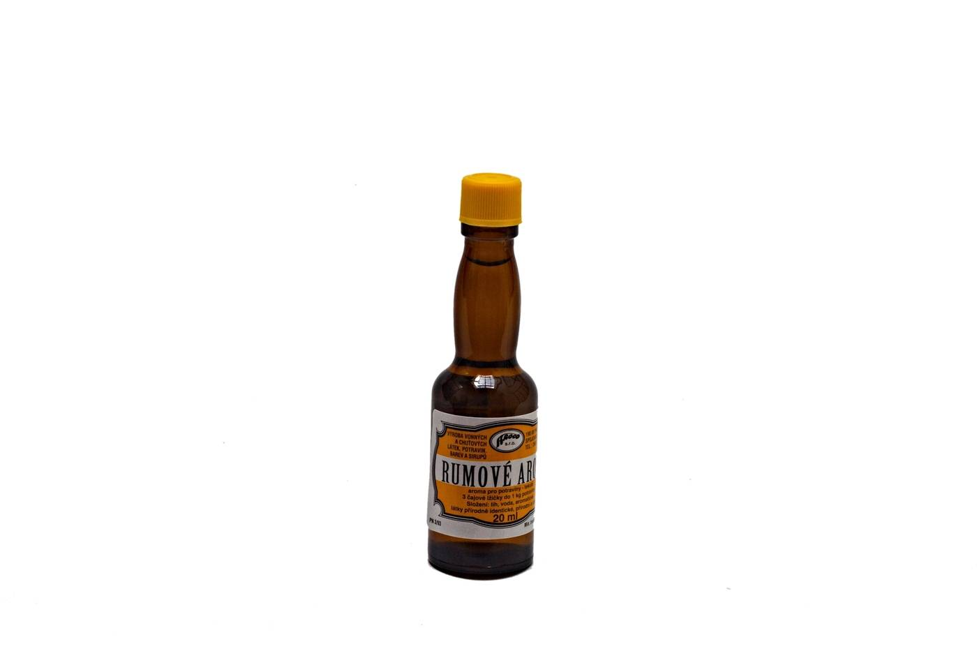 Aroma do potravin 20ml - Rumové - AROCO