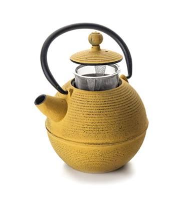 Konvice na čaj litinová 700ml - Manila - Ibili
