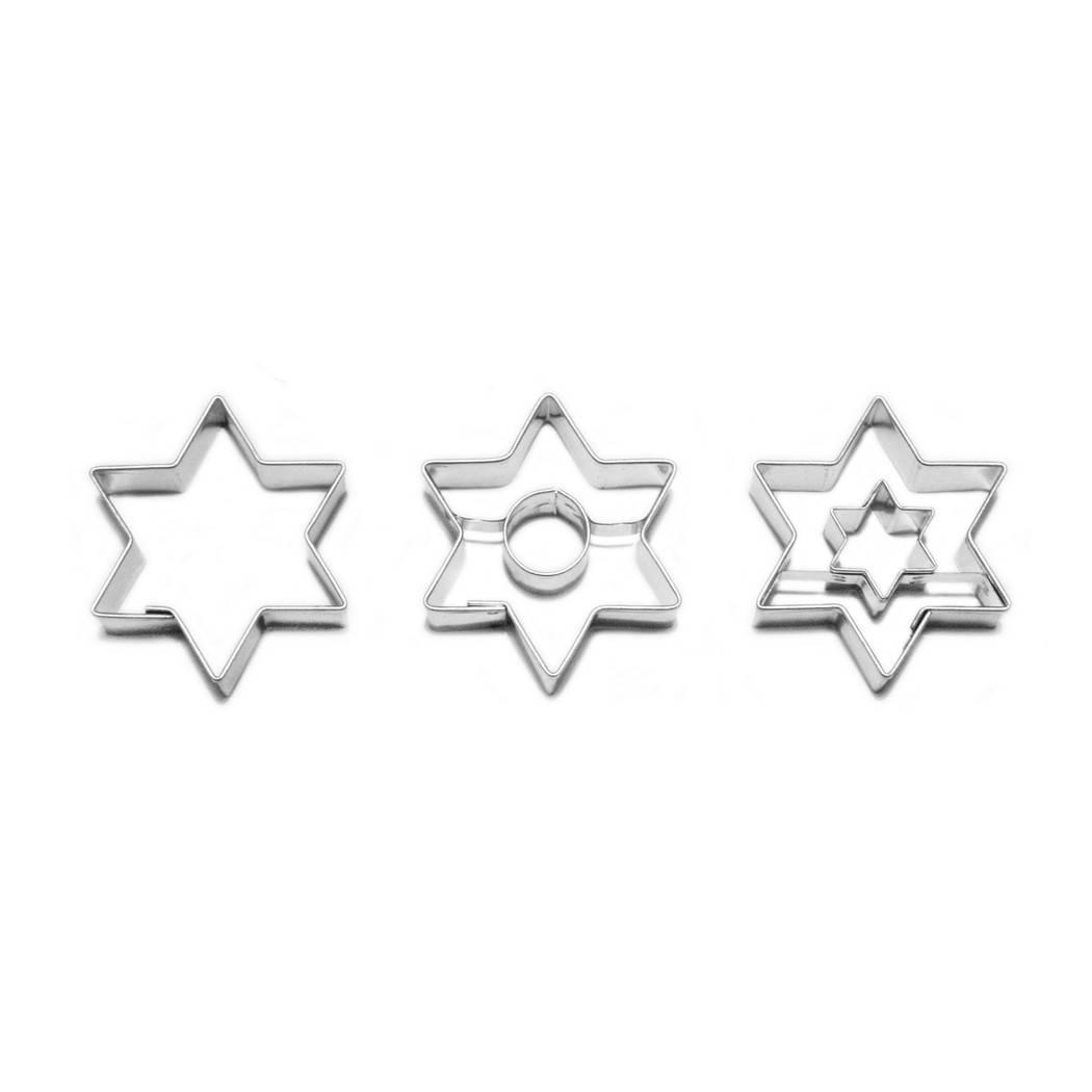 Hvězdy 3ks - Smolík
