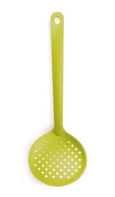 Nylonová naběračka děrovaná - zelená - Ibili