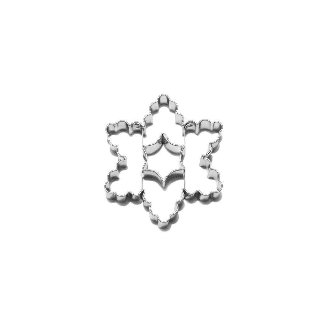 Vykrajovátko cukroví Hvězda zoubkatá/oblá hvězda - Smolík
