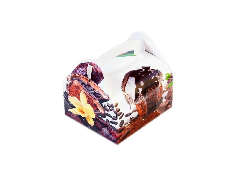 Papírová taštička Genova 18x6 - KartonMat