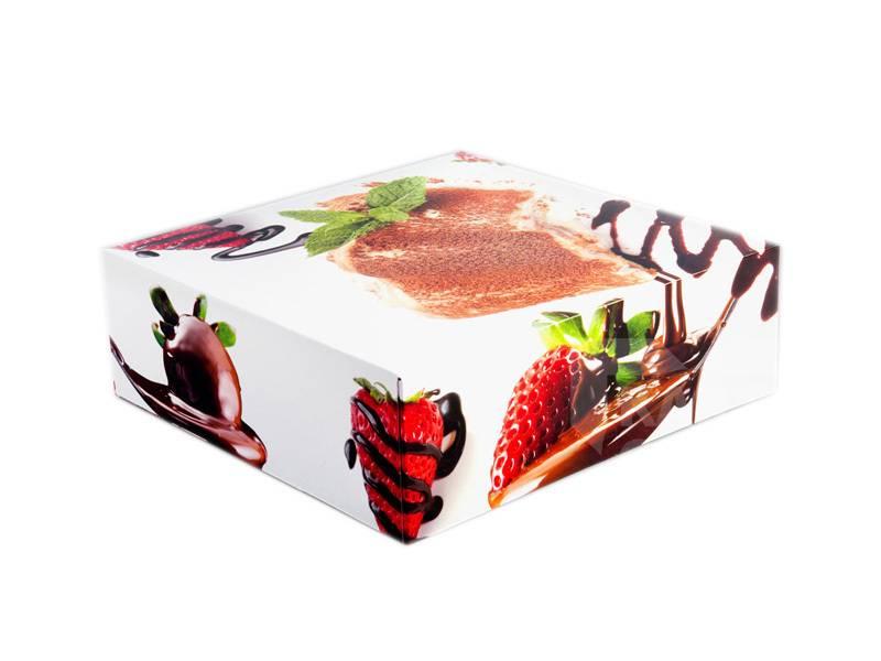 Krabice na dort Rimini 30x10 - KartonMat