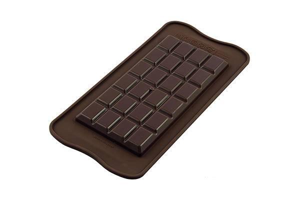 Silikonová forma na čokoládu – čoko tabulka - Silikomart