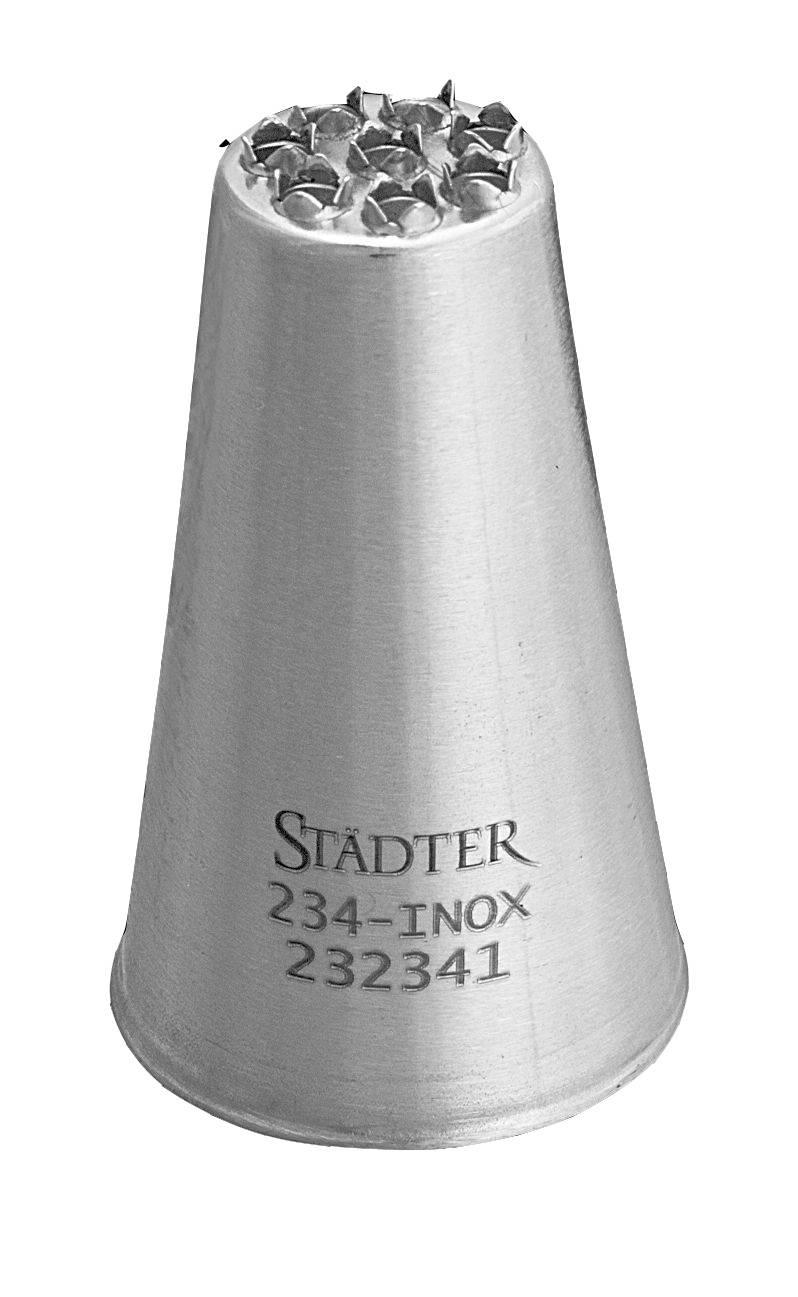Zdobící špička - špagety - 15mm - Stadter