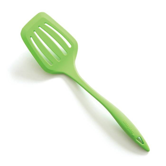 Silikonová obracečka - zelená - Mastrad