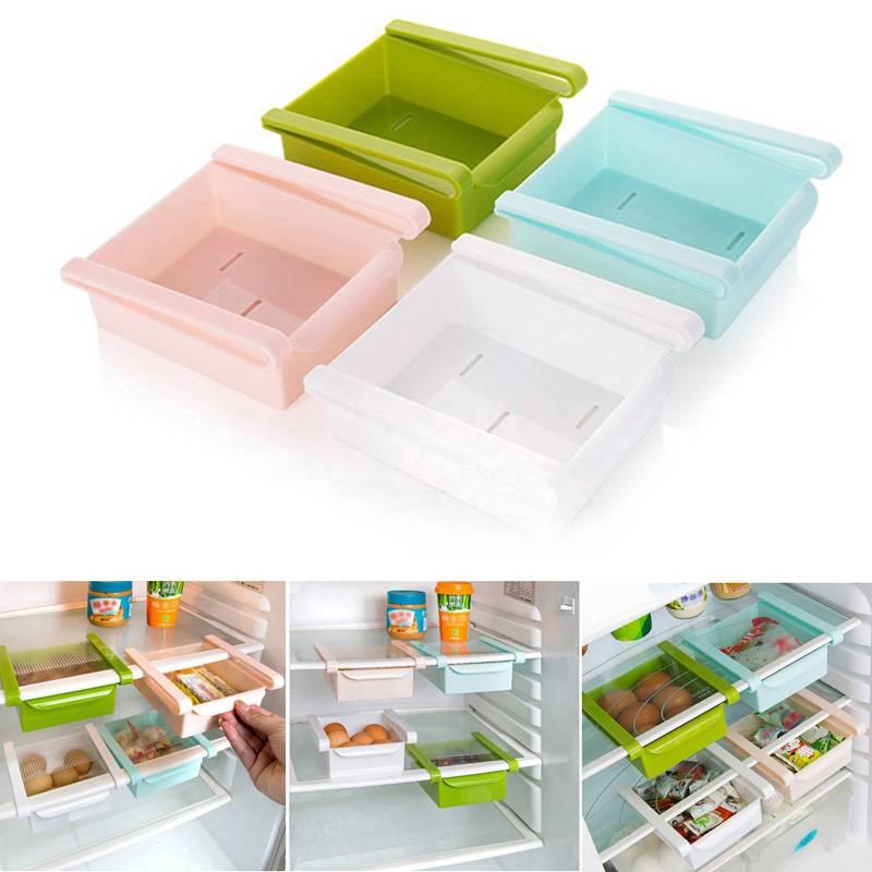 Úložný box do lednice zelený - ILA