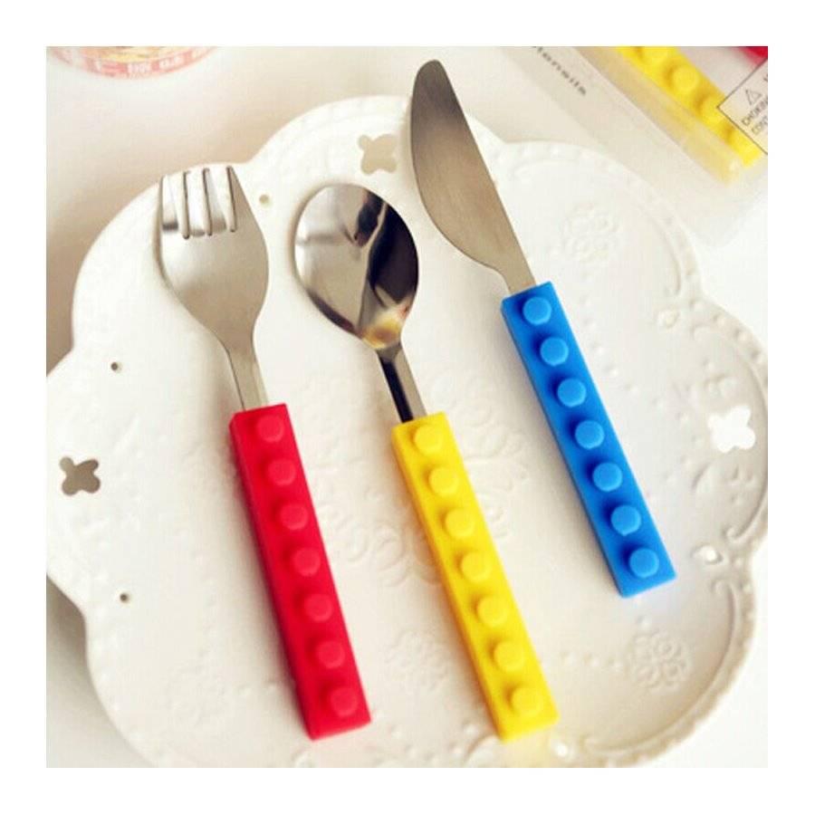 Dětský příbor 3ks LEGO - ILA