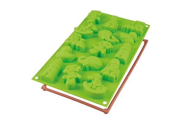 Silikonová forma na pečení hračky - Silikomart