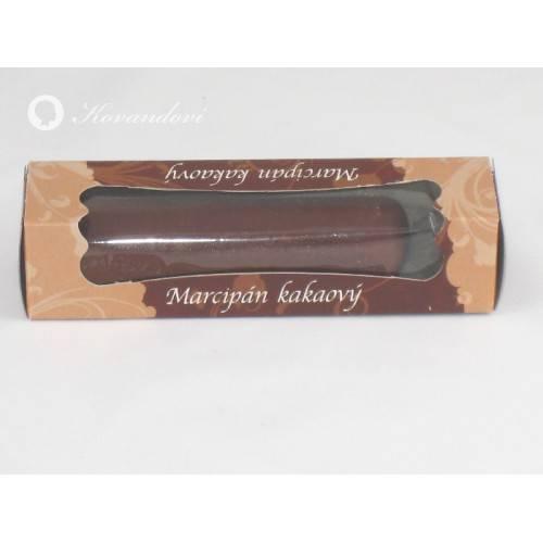 Marcipán pravý 100g kakaový -