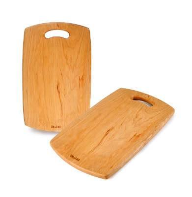 Dřevěné prkénko na krájení 32x20x1,8cm - Ibili
