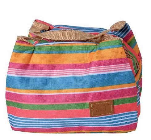 Termo taška 23x14x17 cm barevná - ILA